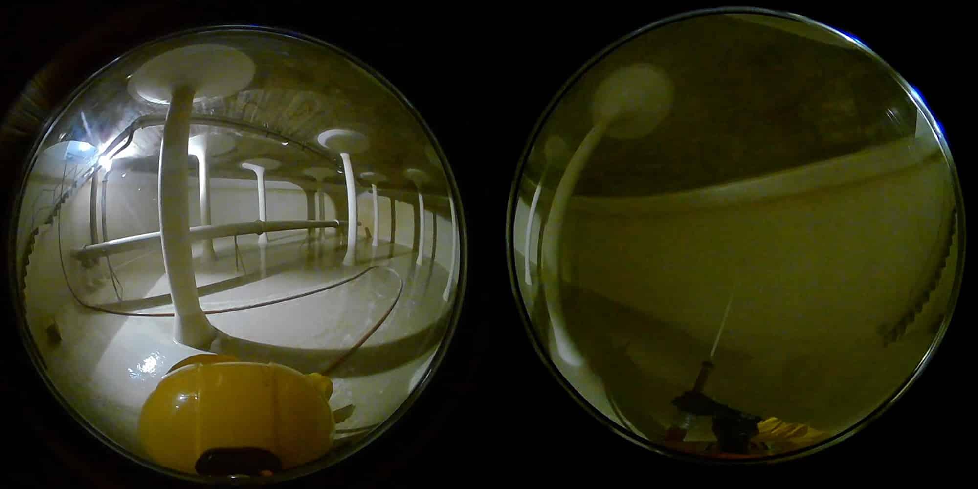 Nettoyage et désinfection de réservoir d'eau potable