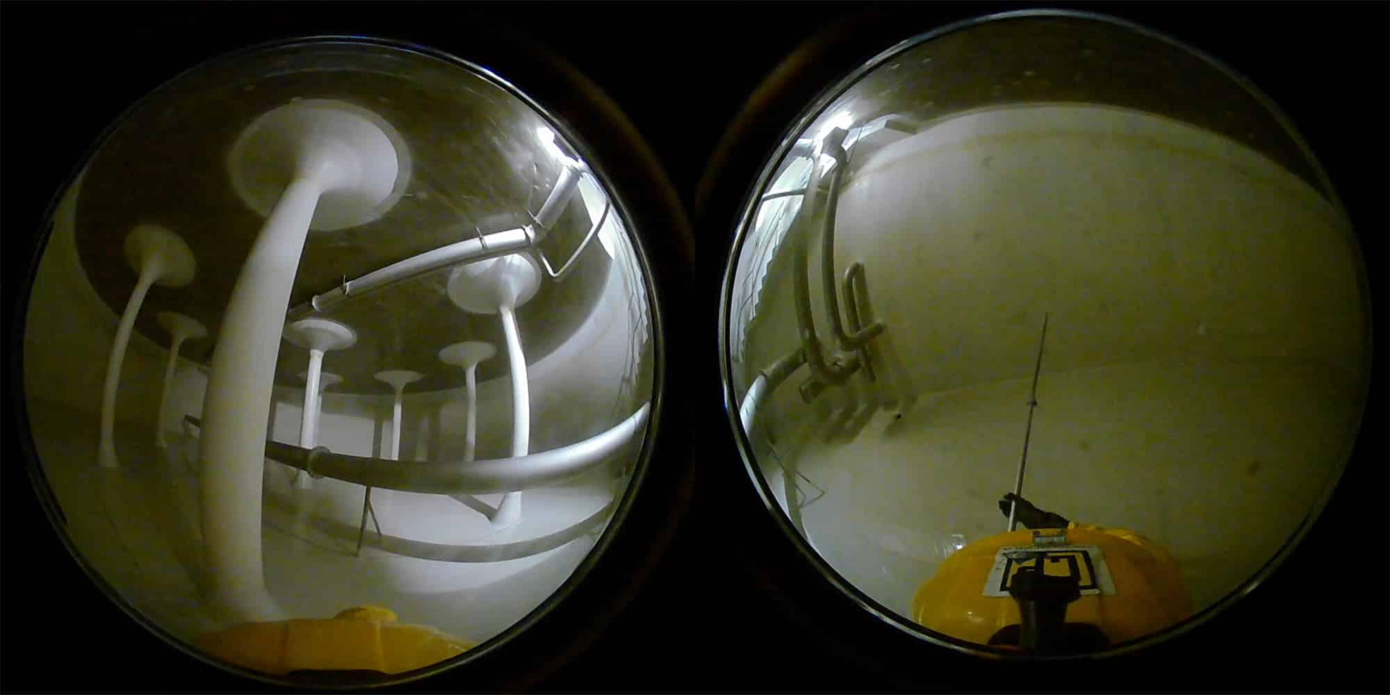 Désinfection de réservoir d'eau potable