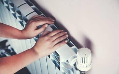 Des radiateurs qui ne chauffent pas: 3 problèmes récurrents